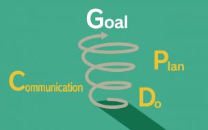 顧客戦略の現場GPDCの一工夫
